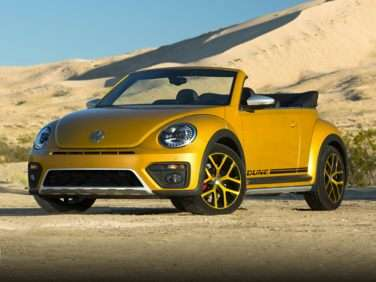 Research the 2018 Volkswagen Beetle
