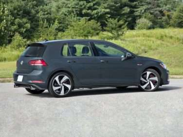 Research the 2018 Volkswagen Golf GTI