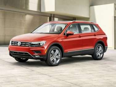 Research the 2018 Volkswagen Tiguan