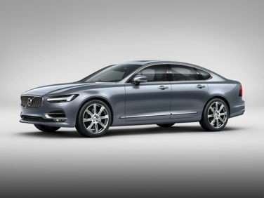 Research the 2018 Volvo S90