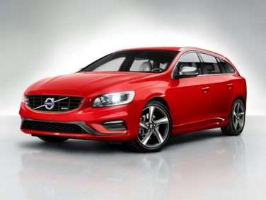 Research the 2018 Volvo V60