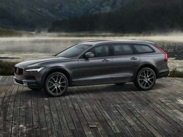 Research the 2018 Volvo V90 Cross Country