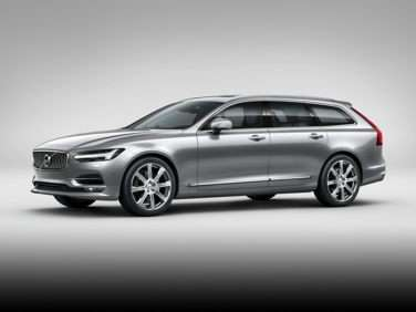 Research the 2018 Volvo V90