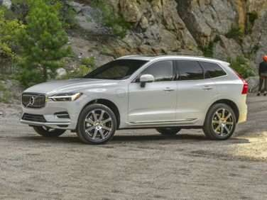 Research the 2018 Volvo XC60 Hybrid