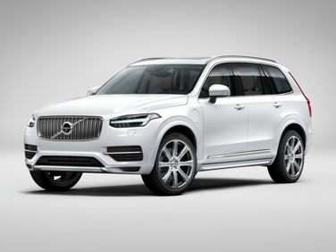 Research the 2018 Volvo XC90 Hybrid