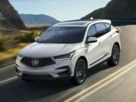 2019 Acura RDX Advance Package FWD