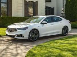 2019 Acura TLX Base (DCT) FWD Sedan