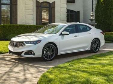 Research the 2019 Acura TLX