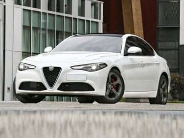 Research the 2019 Alfa Romeo Giulia