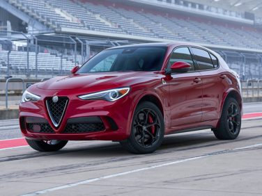 Research the 2019 Alfa Romeo Stelvio