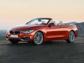 2019 BMW 430 RWD Convertible