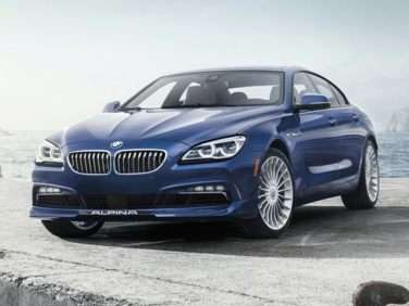 Research the 2019 BMW ALPINA B6 Gran Coupe