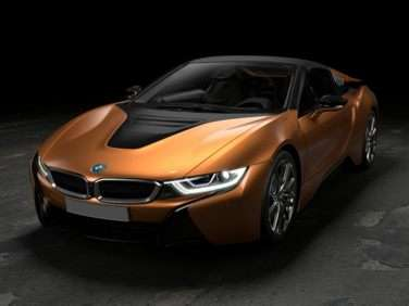 Research the 2019 BMW i8