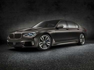 Research the 2019 BMW M760