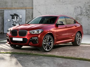 Research the 2019 BMW X4