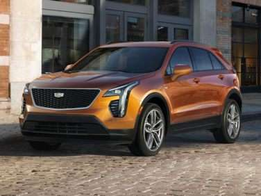 Research the 2019 Cadillac XT4