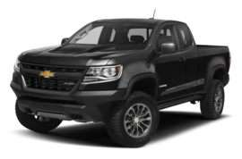 2019 Chevrolet Colorado ZR2 4x4 Extended Cab