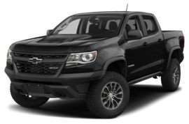 2019 Chevrolet Colorado ZR2 4x4 Crew Cab Short Box