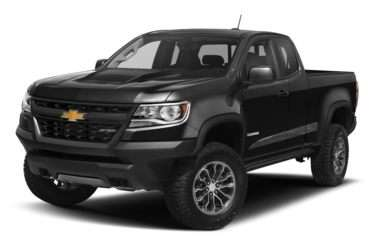 Research the 2019 Chevrolet Colorado