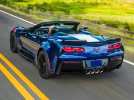 2019 Chevrolet Corvette Grand Sport Convertible