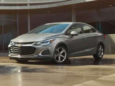 Research the 2019 Chevrolet Cruze