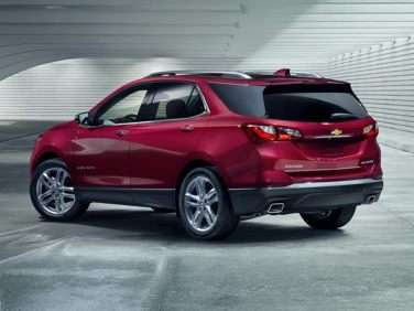 Research the 2019 Chevrolet Equinox