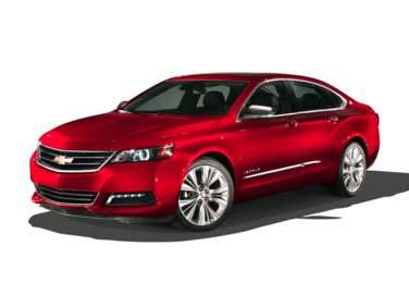 Research the 2019 Chevrolet Impala