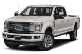 2019 Ford F-250 Limited 4x4 SD Crew Cab Long Box