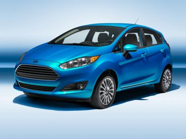 Research the 2019 Ford Fiesta
