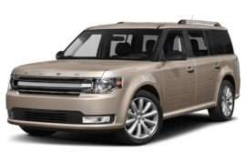 2019 Ford Flex Limited w/EcoBoost AWD