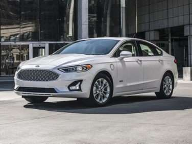 Research the 2019 Ford Fusion Energi