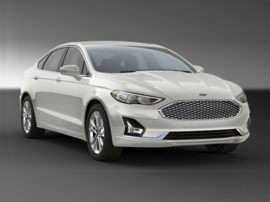 2019 Ford Fusion Sport AWD