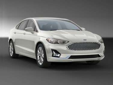 Research the 2019 Ford Fusion