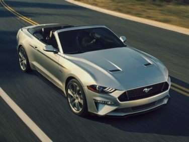 Research the 2019 Ford Mustang