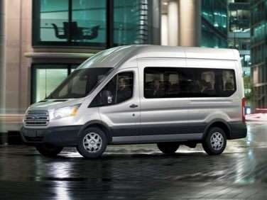 Research the 2019 Ford Transit-350