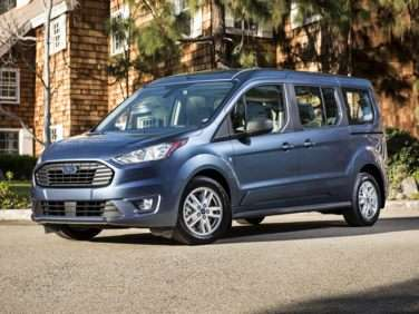 Research the 2019 Ford Transit Connect