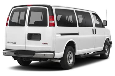Research the 2019 GMC Savana 3500