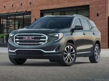 Research the 2019 GMC Terrain