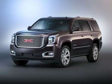 Research the 2019 GMC Yukon