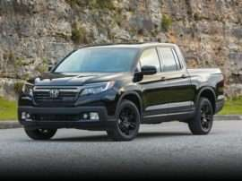 2019 Honda Ridgeline Black Edition AWD