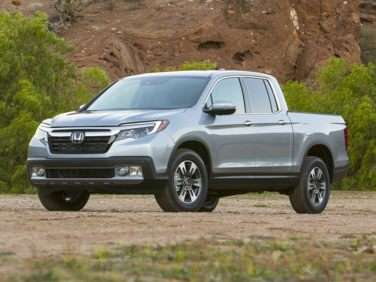 Research the 2019 Honda Ridgeline
