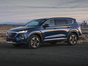 Research the 2019 Hyundai Santa Fe