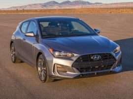 2019 Hyundai Veloster Turbo Ultimate (DCT)