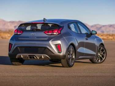 Research the 2019 Hyundai Veloster