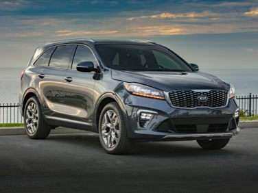 Research the 2019 Kia Sorento
