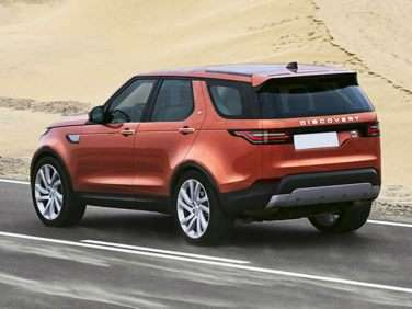 Research the 2019 Land Rover Discovery