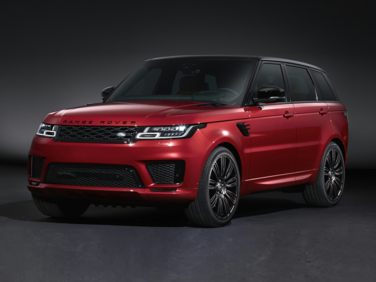 Research the 2019 Land Rover Range Rover Sport