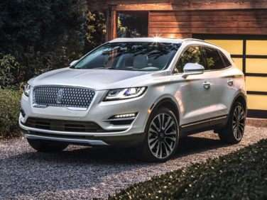 Research the 2019 Lincoln MKC