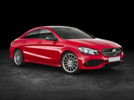 2019 Mercedes-Benz CLA 250 CLA 250 FWD Sedan