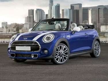 Research the 2019 MINI Convertible